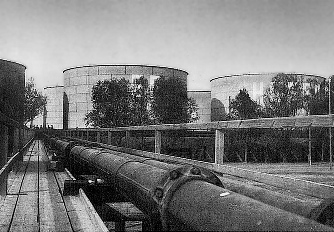 ветром нефтяной резервуар дореволюционное фото готовил